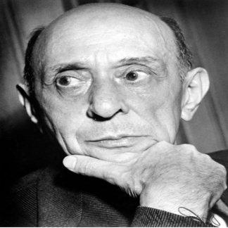 Schoenberg Arnold
