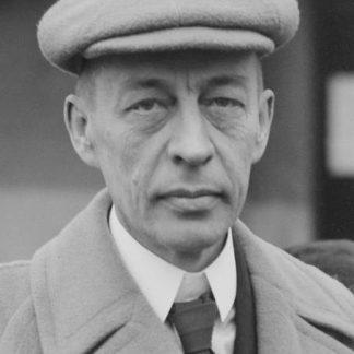 Rachmaninov Sergej Vasil'evic