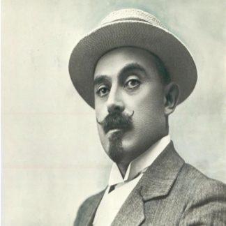 Paliashvily Zakaria Petrovich