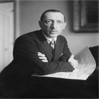 Stravinskiy Igor